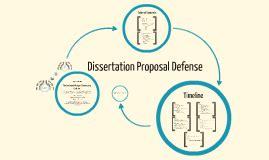 Defending your dissertation proposal - Higher Ed Professor